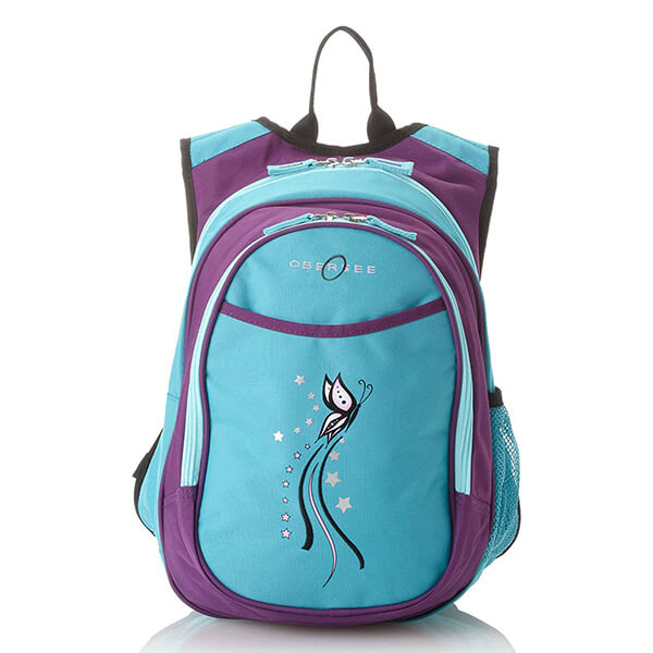 All-in-One Butterfly Backpack Lunch bag with Integrated Cooler