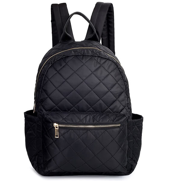Classic Quilted Nylon Mini Backpack