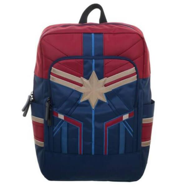 Superhero Insignia Captain Marvel Backpack