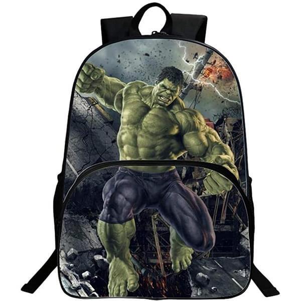 3D Creative Monster Waterproof Hulk Backpack