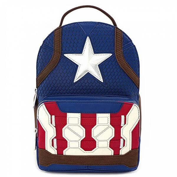 Endgame's Worthy Hero Suit Captain America Backpack