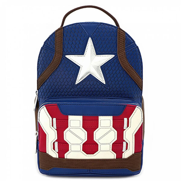 Endgame's Worthy Hero Suit Captain America Backpack
