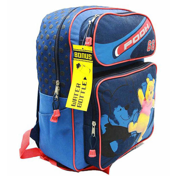 Disney Winnie the Pooh Backpack with Water Bottle