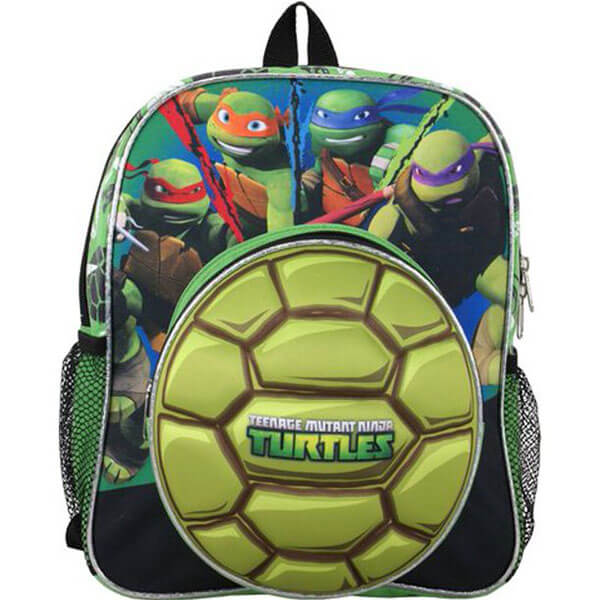 Tortoise Shell Ninja Turtle Backpack