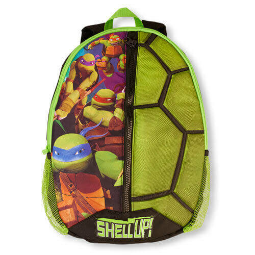 Half Shell Up Teenage Mutant Ninja Turtles Backpack