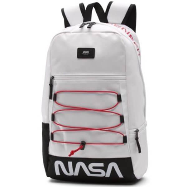 Water-Repellent Polyester Bungee NASA Backpack