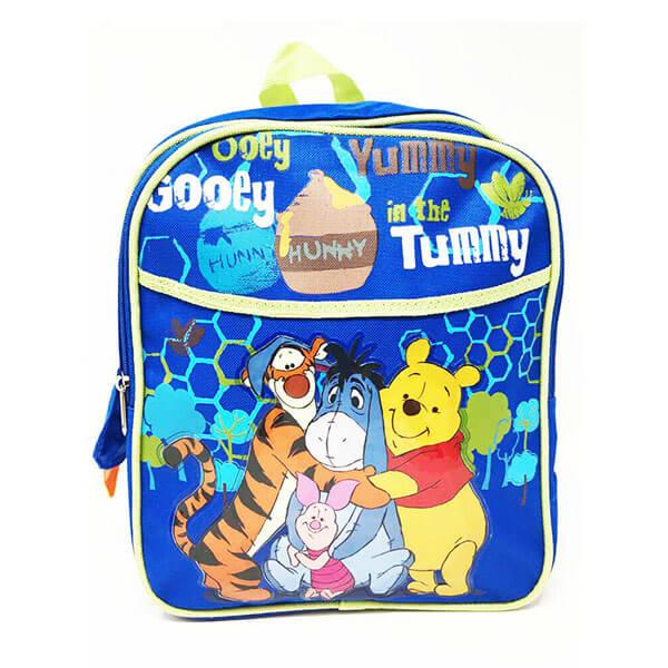 Piglet Tigger Eeyore Friendship Pooh Bear Book Bag
