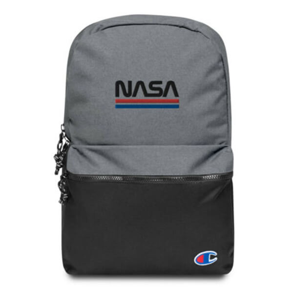 Space Exploration Champion Adults NASA Backpack