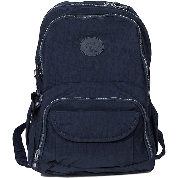 Trolley Strap Sleeve Classic Nylon Backpack
