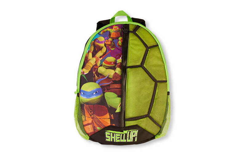 teenage mutant ninja turtles backpacks