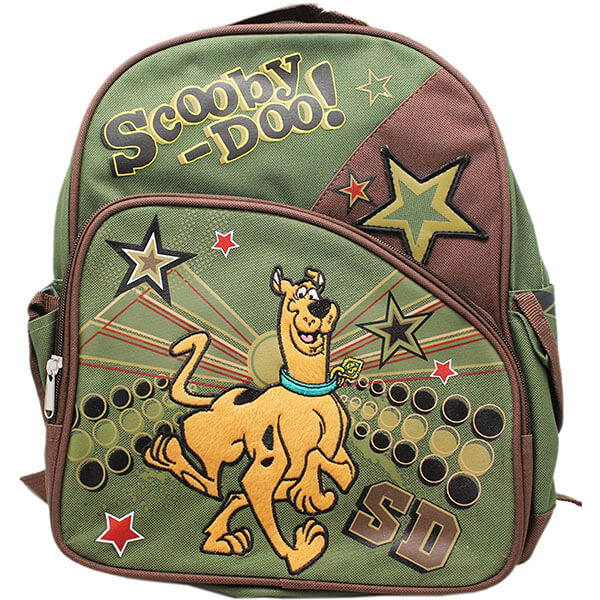 High-Quality Fabric Scooby-Doo Backpack