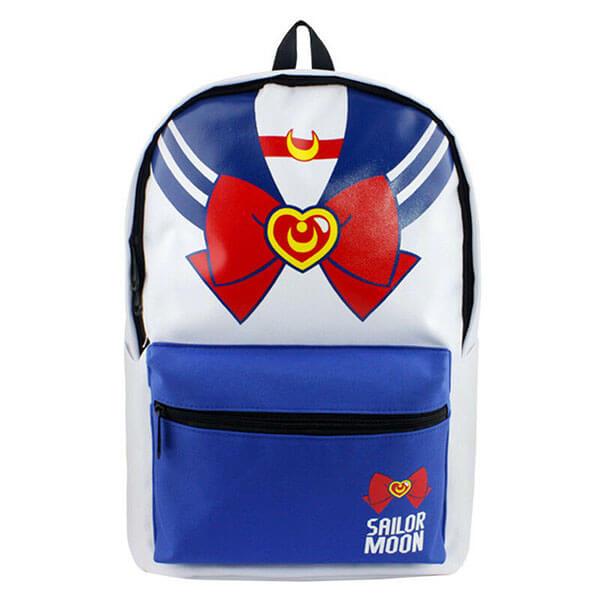 Canvas Fabric Sailor Moon Backpack