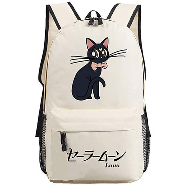 Polyester Lining Sailor Moon Backpack