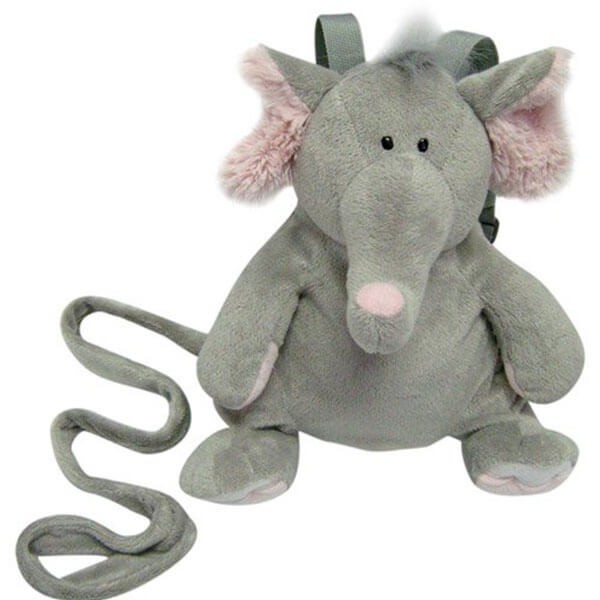 Safety Harness Featured Elephant Backpack