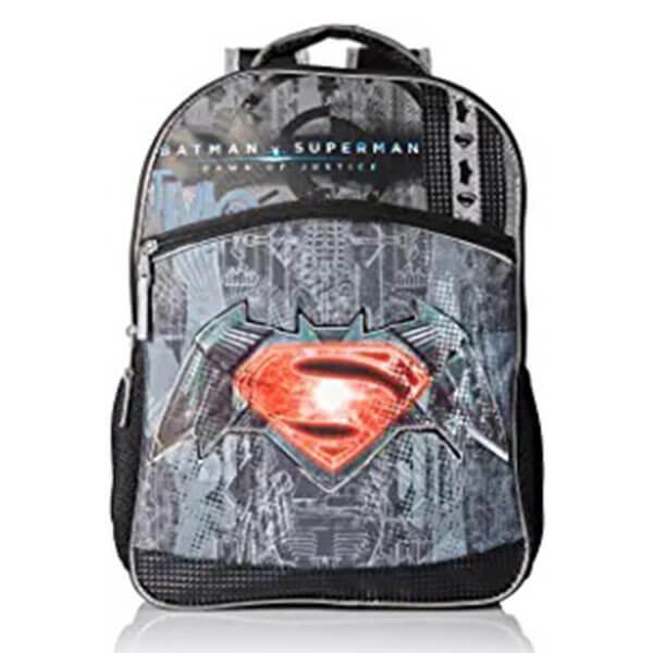Batman Superman Duo S-Logo Backpack