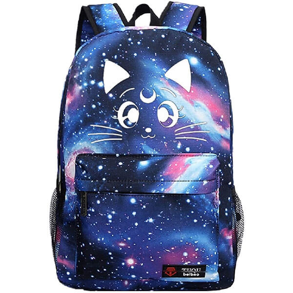 High-quality Canvas Sailor Moon Backpack
