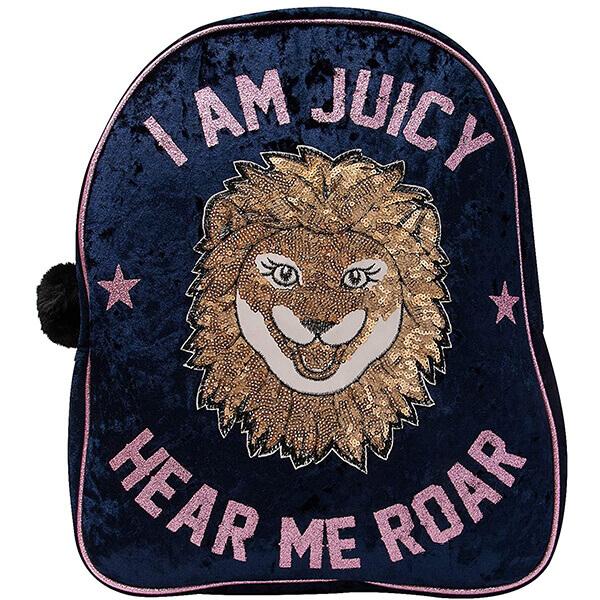 Lion's Roar Magic Glitter Boys Sequin Backpack