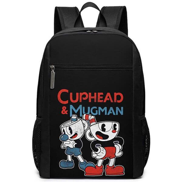 Black-colored Dynamic Game Backpack