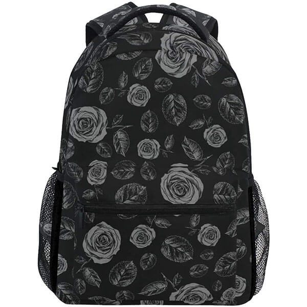 Environment-friendly Rose Backpack