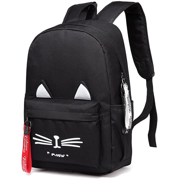 Meew Waterproof Oxford and Polyester Cat Backpack