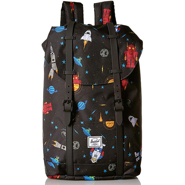 Imported Drawcord Kids School Backpack