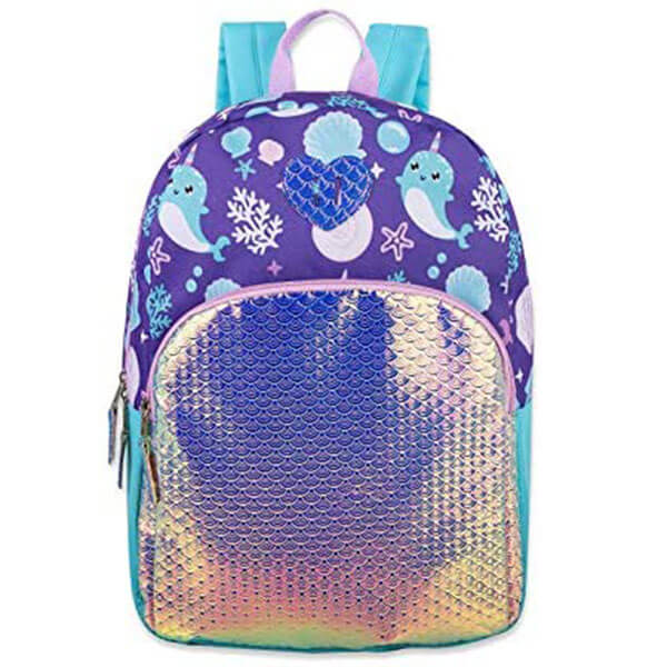Narwhal Holographic Backpack