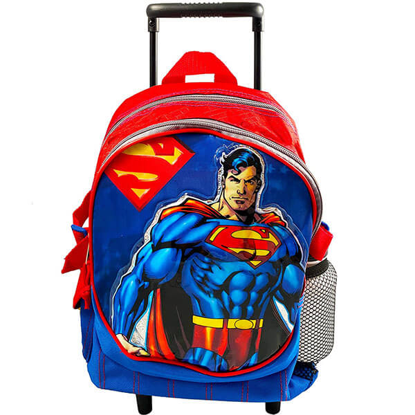 Pilot-Case Cordura Rolling Superman Backpack