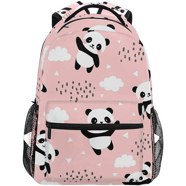 Rucksack Panda Backpack for Adolescents