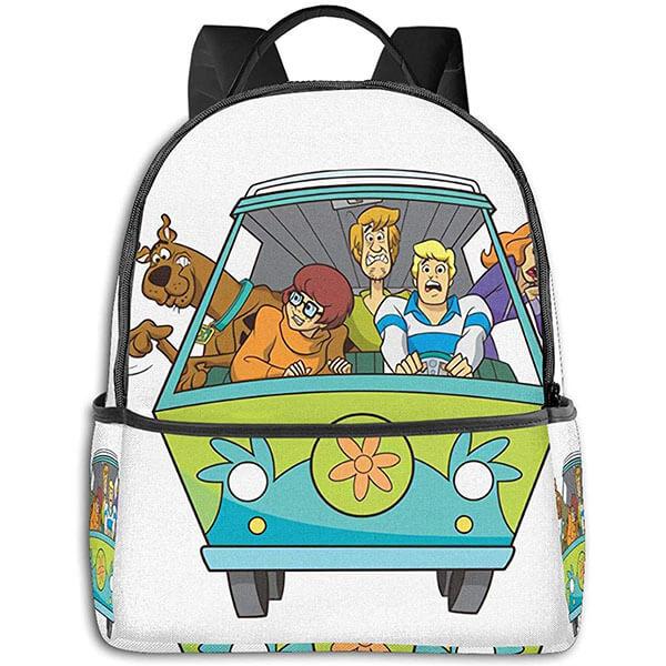 Velma Dinky Scooby Doo Backpack