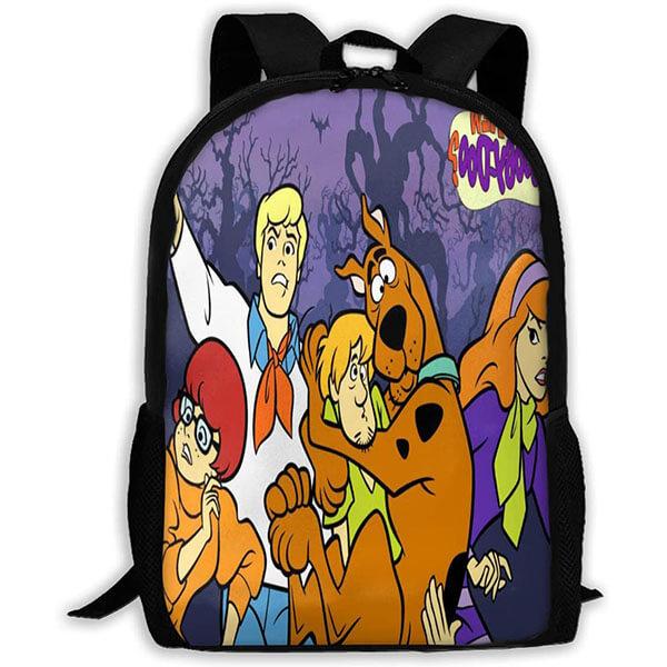 Cute Lightweight Scooby Doo Backpack