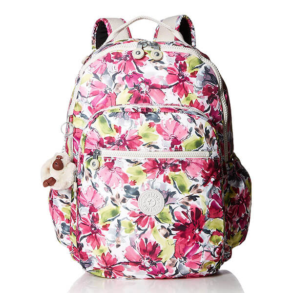 Heavy-duty Geek Rose Backpack for Schools