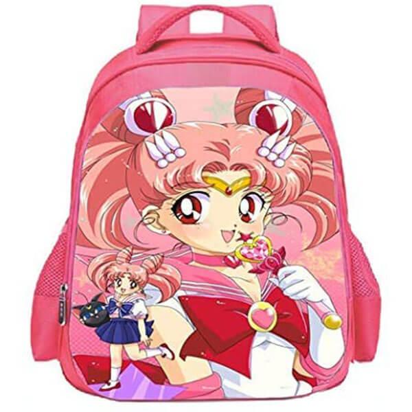 Terylene Fabric Sailor Moon Backpack