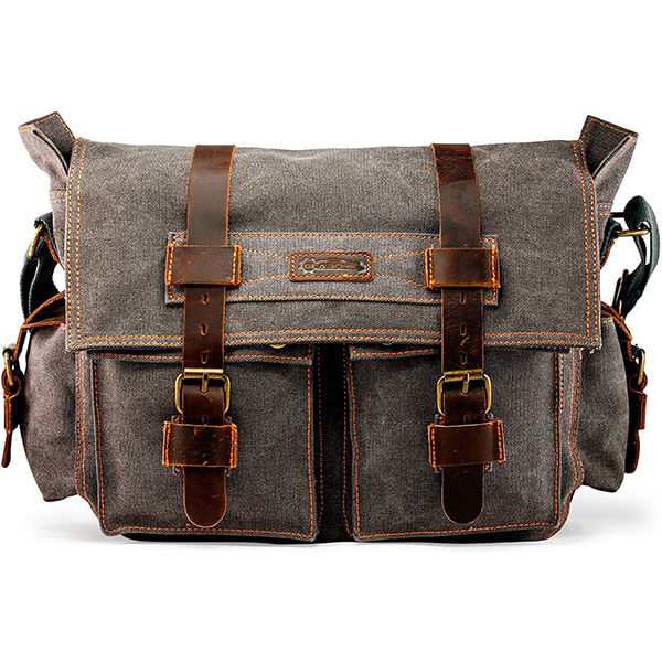 Travel Messenger Bags for Schoolboys