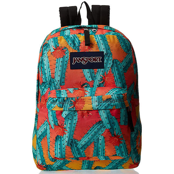 Colorful Eye-Catching Polyester Backpack