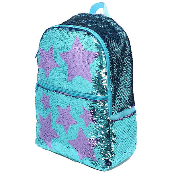 Sparkly Star Secondary 2-Way Sequin Backpack