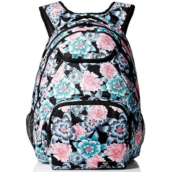 Women's Shadow Recycled Polyester Flower Backpack