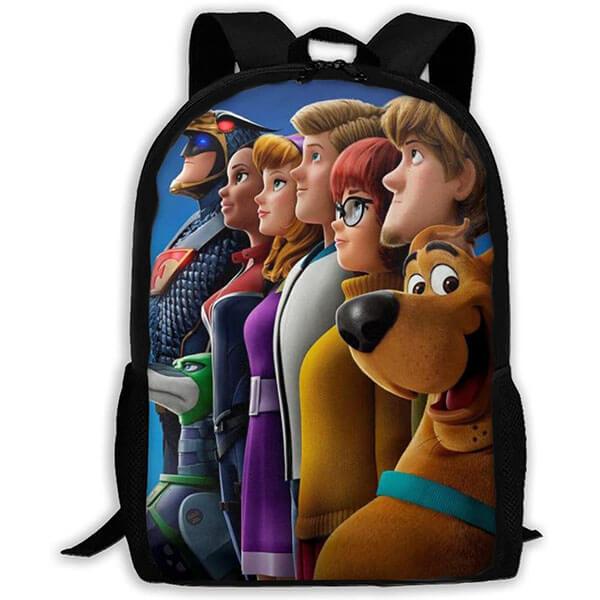 Fred Jones Scooby Doo Backpack