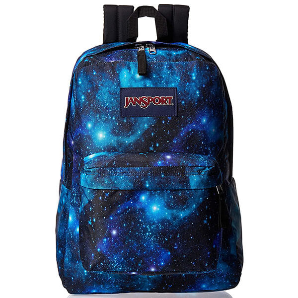 Classic Silhouette Outdoor Backpack for Adolescents