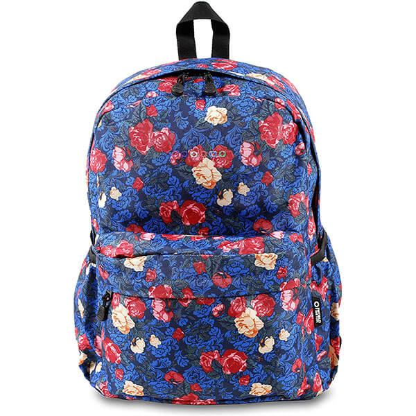 Summer Rose Backpack for Youngsters