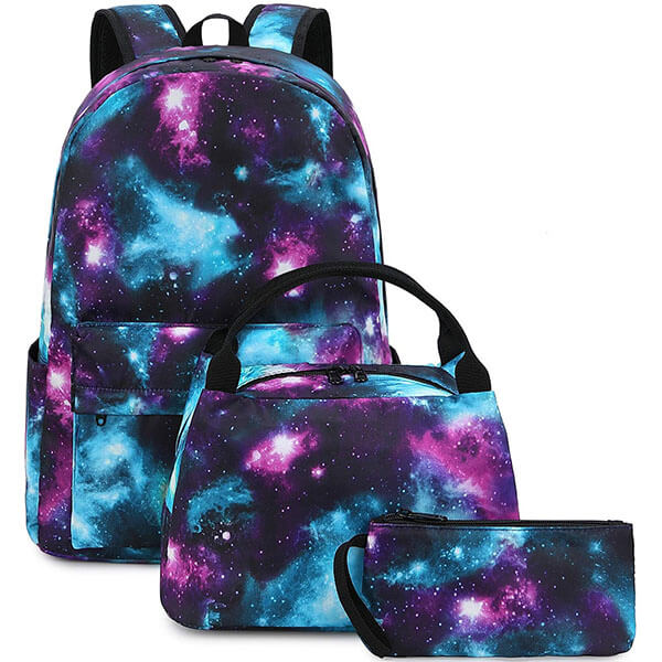Vintage Styled Durable Backpack for Teens