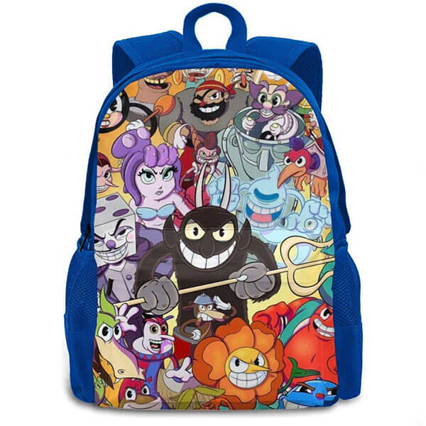 Anti-theft Game School Book Bag for Youngsters