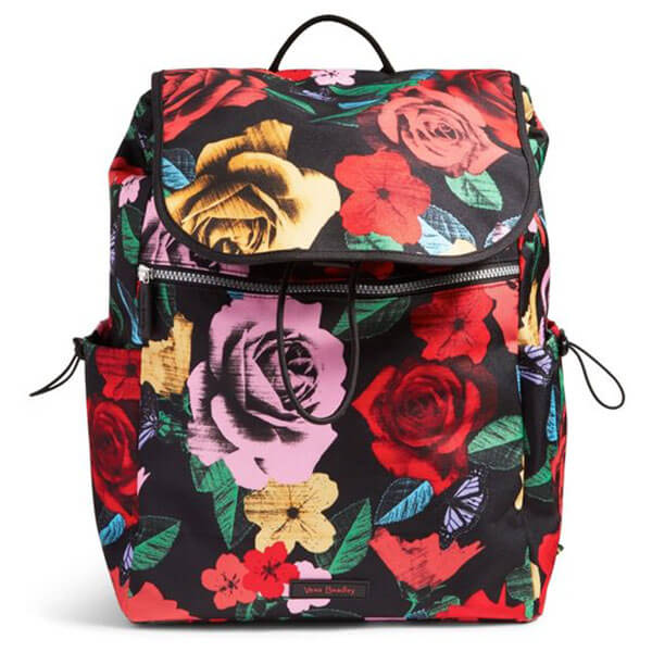 Havana Rose Backpack for Adults