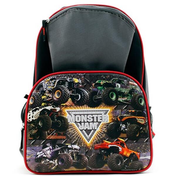 High-Quality Monster Jam Stars Backpack