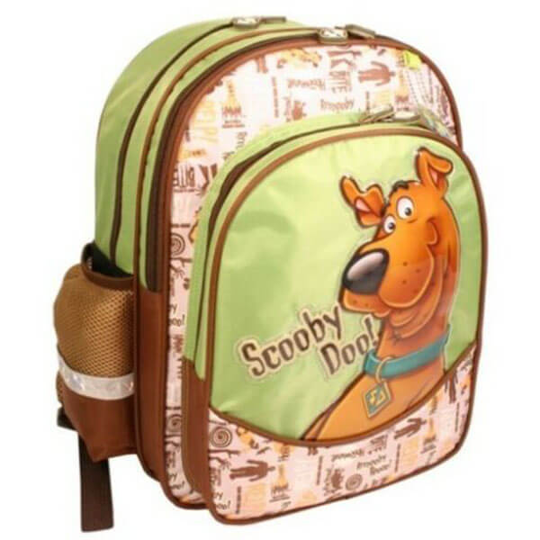 Water Resistant Scooby Doo Backpack