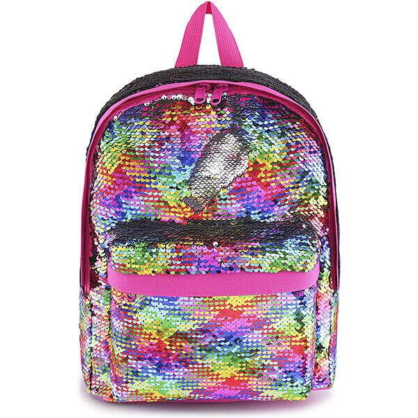 Mermaid Color Changing Sequin Backpack