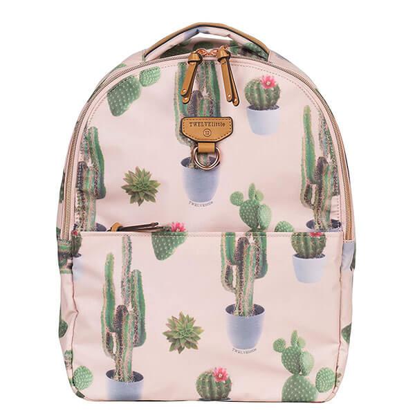 Multiple Interior Pocket Mini Backpack