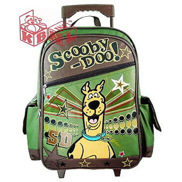 Scooby-Doo Kids Rolling Backpack
