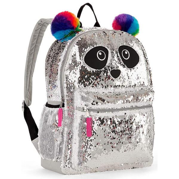 Unicorn Sequence Panda Bear Backpack