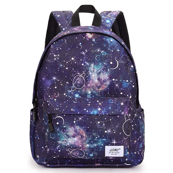 Tear Resistant Basic School Backpack