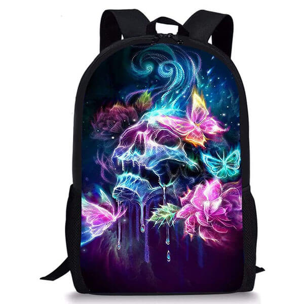 Dreamy Outdoor Rose Backpack for kids